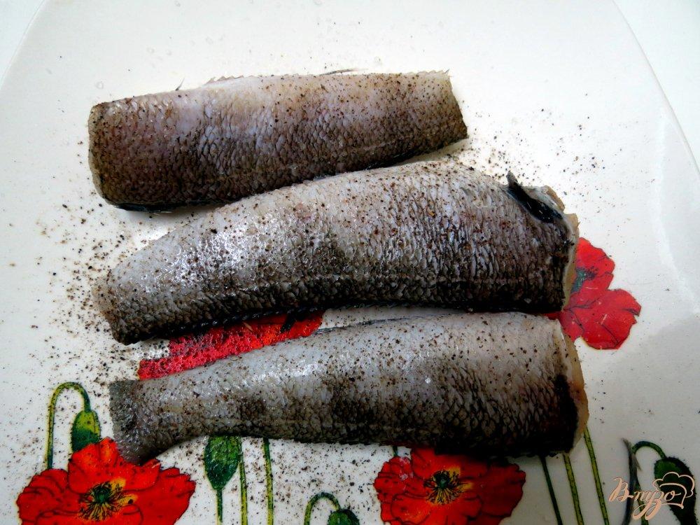 Фото приготовление рецепта: Нототения с овощами в духовке. шаг №1
