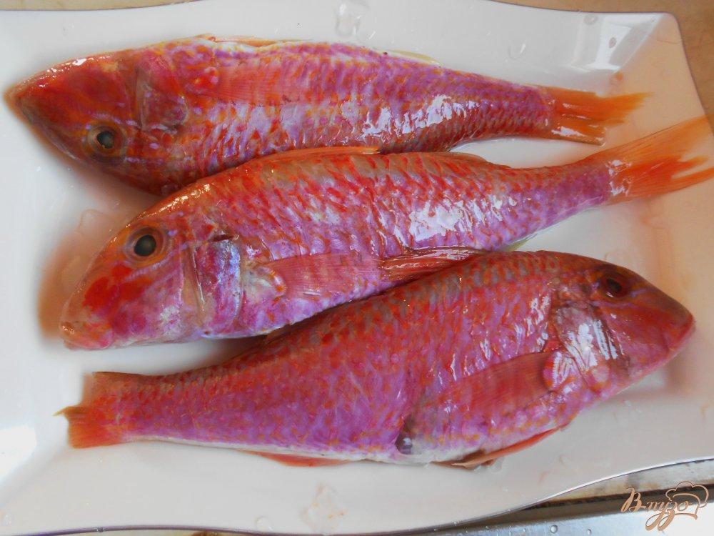 Фото приготовление рецепта: Рыбный суп из барабульки шаг №2