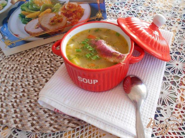 фото рецепта: Рыбный суп из барабульки