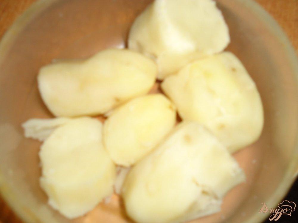 Фото приготовление рецепта: Котлеты рисово-картофельные с морковью шаг №1