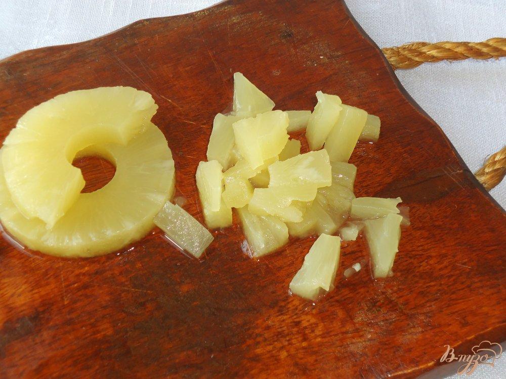 Фото приготовление рецепта: Постный рисовый салат с кукурузой шаг №1