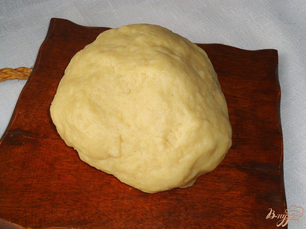 Фото приготовление рецепта: Постные хрустящие пирожки с гречкой и грибами шаг №1