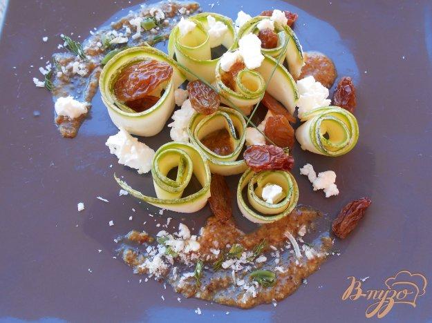 фото рецепта: Салат из цуккини