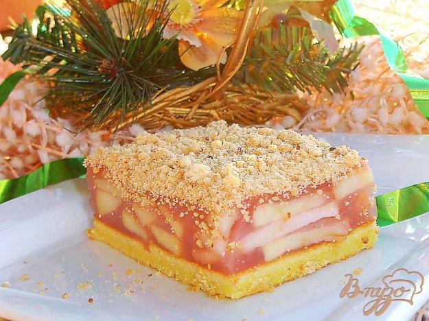 фото рецепта: Венский  яблочный пирог