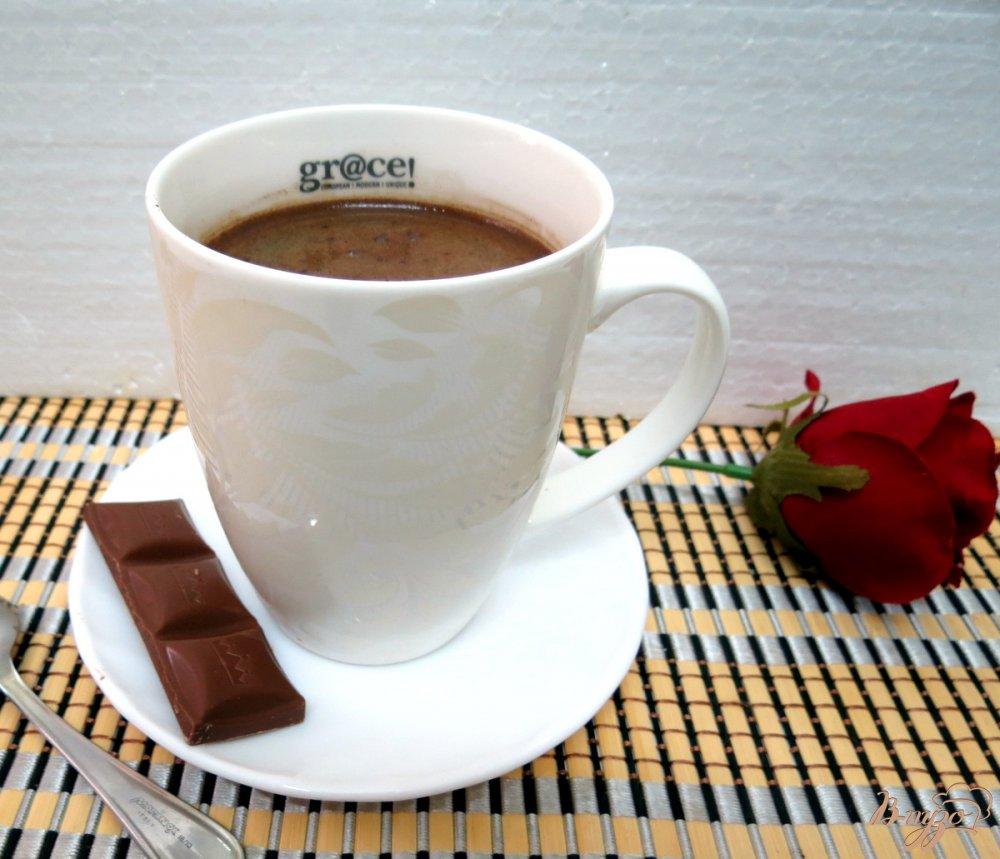 Фото приготовление рецепта: Кофе шаг №3