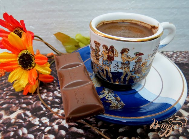 фото рецепта: Кофе