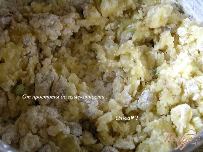 Фото приготовление рецепта: Шортбред с фисташками шаг №4