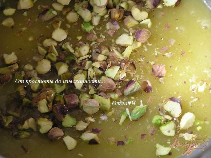 Фото приготовление рецепта: Шортбред с фисташками шаг №3