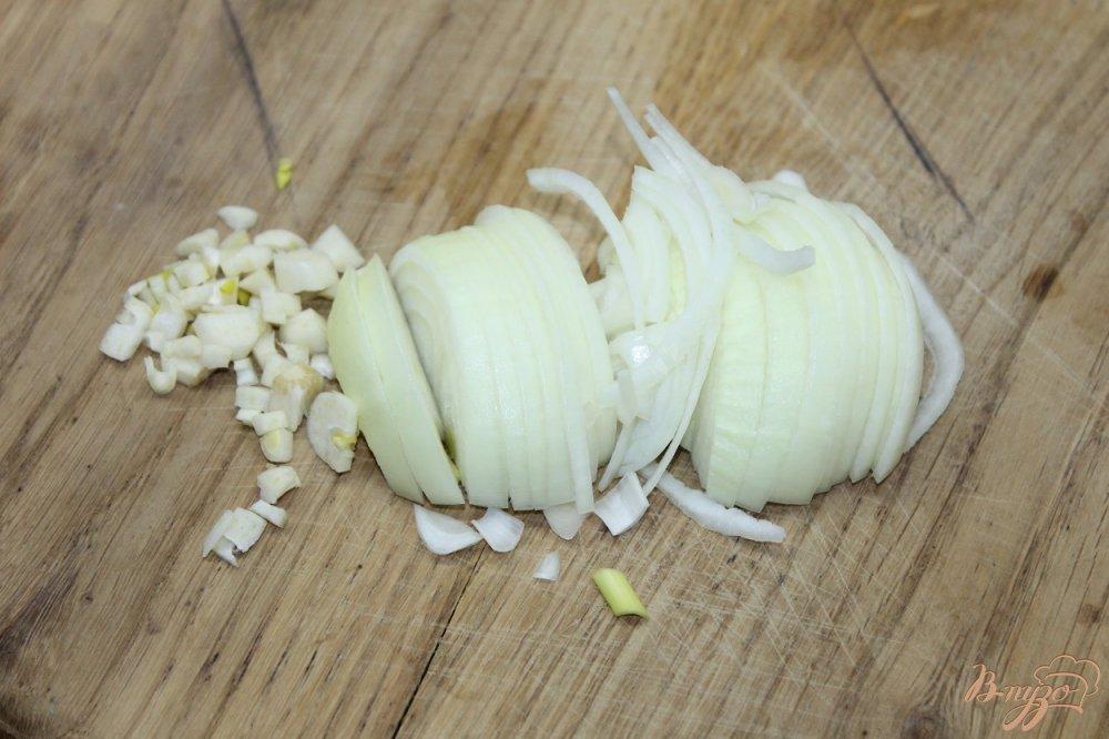 Фото приготовление рецепта: Цыпленок жаренный в рукаве со специями шаг №2