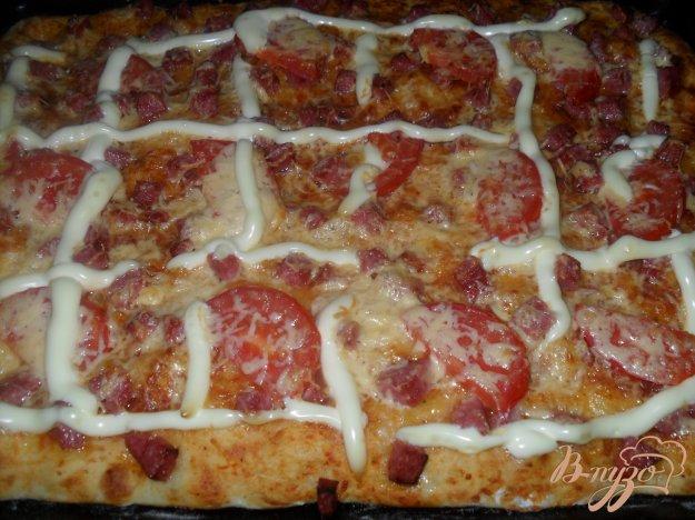 Пицца ташир рецепт с фото пошагово