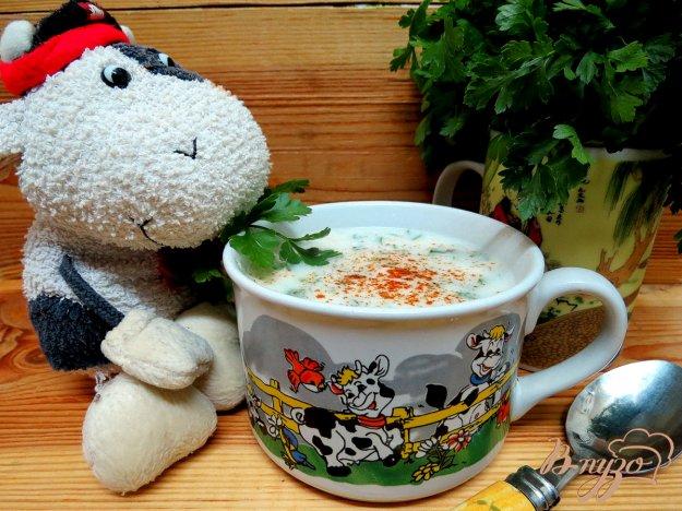 фото рецепта: Чешский суп Кулайда