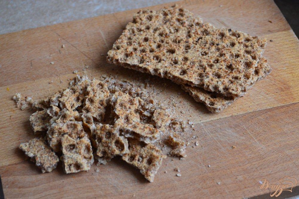 Фото приготовление рецепта: Полезный завтрак шаг №4
