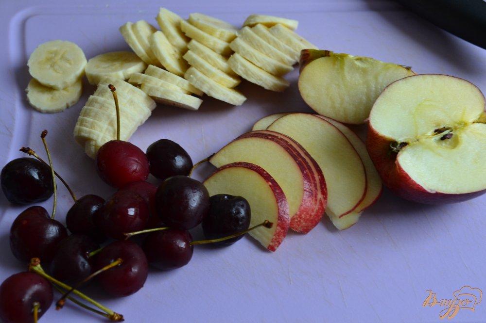 Фото приготовление рецепта: Полезный завтрак шаг №2
