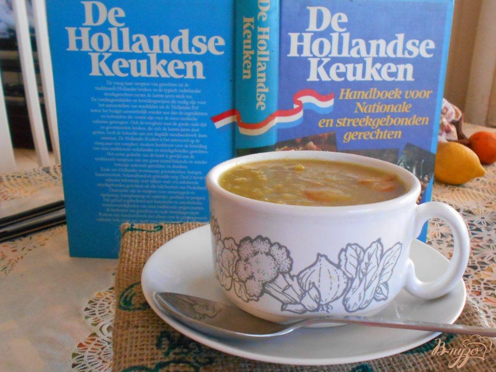 Фото приготовление рецепта: Голландский гороховый суп шаг №8