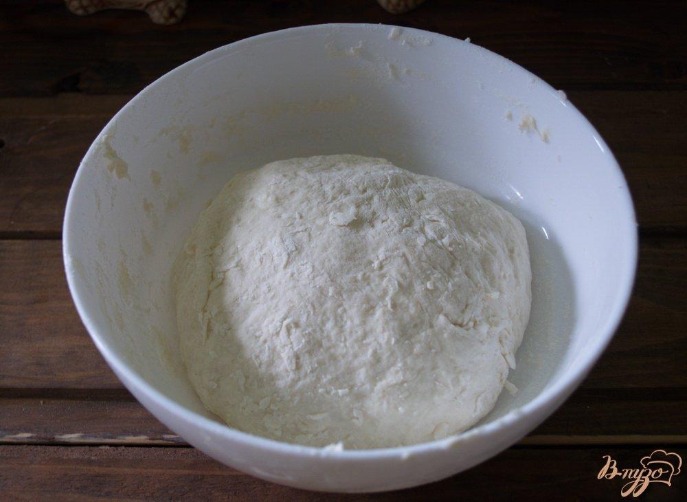 Фото приготовление рецепта: Кавказские хичины шаг №3