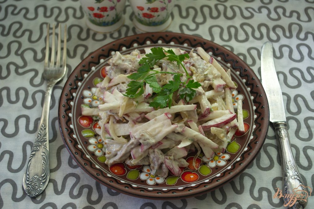 Салаты узбекские рецепты с