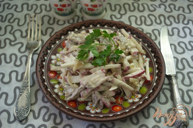 фото рецепта: Салат Узбекский