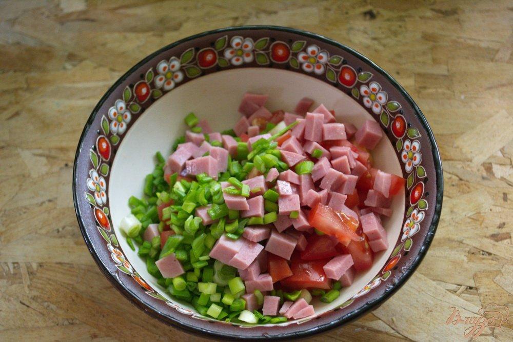 Салат хрустящий фото