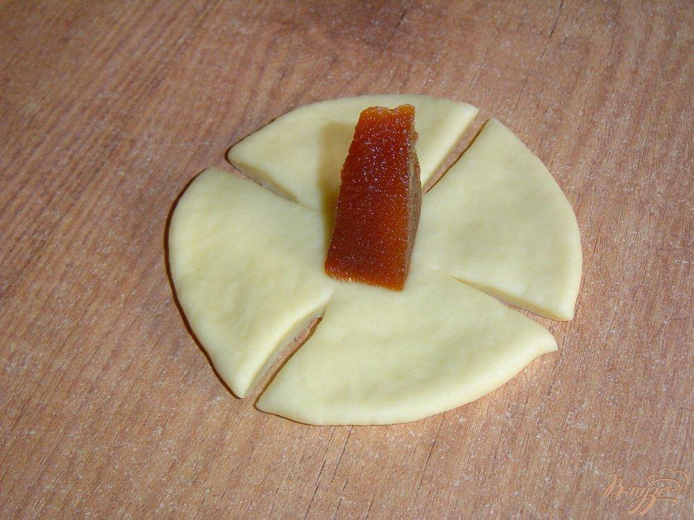 Как сделать форму для булочки с повидлом