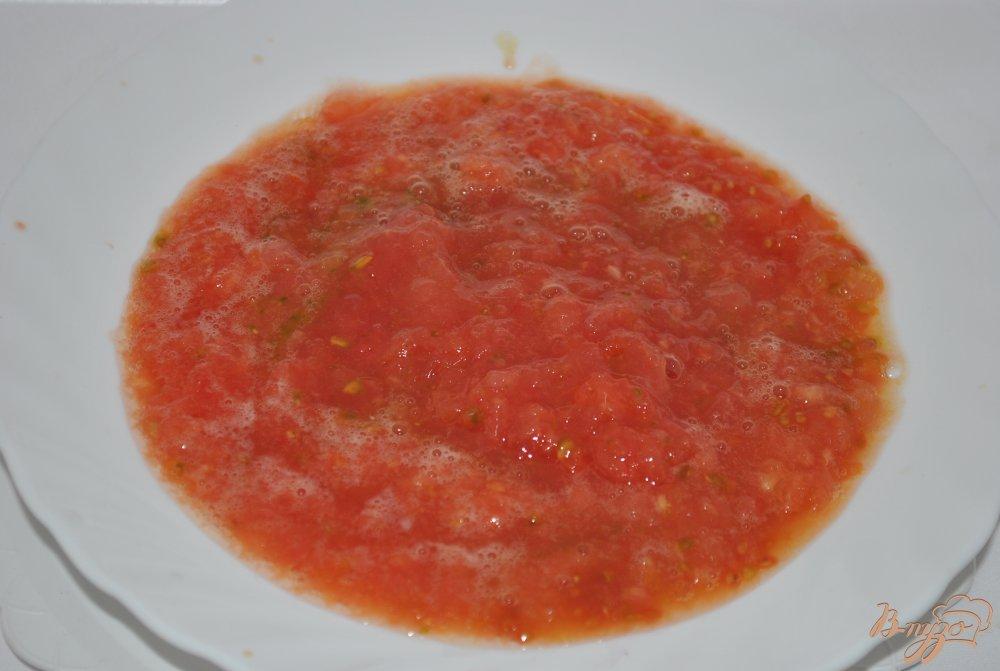 Фото приготовление рецепта: Хамса в томатном соусе шаг №3