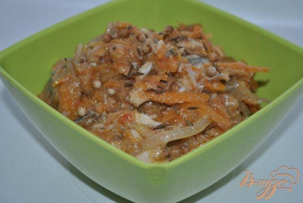 фото рецепта: Хамса в томатном соусе