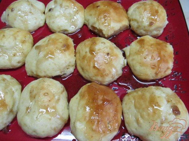 фото рецепта: Маленькие творожные булочки
