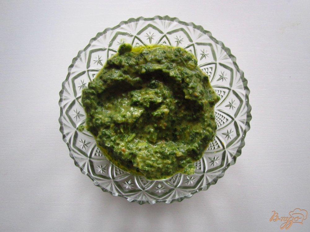Фото приготовление рецепта: Куриный шашлык в ореховом соусе шаг №2