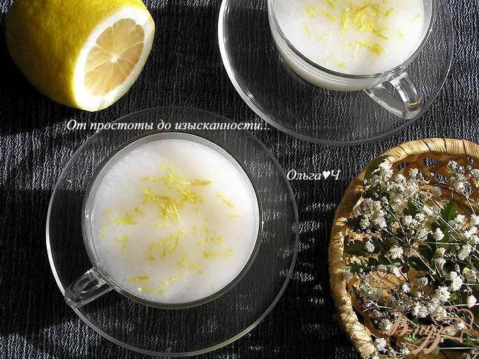 Фото приготовление рецепта: Рисовый кисель шаг №4