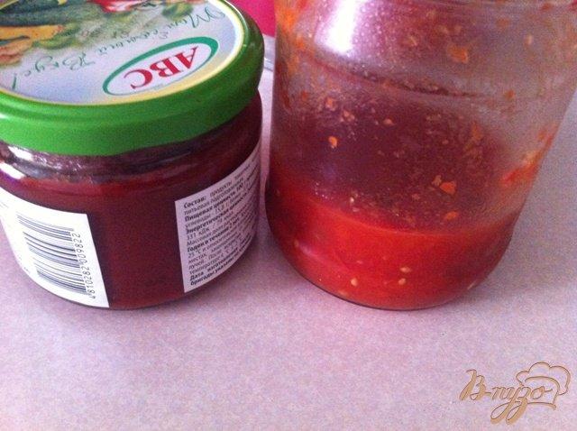Фото приготовление рецепта: Томатаный суп шаг №3