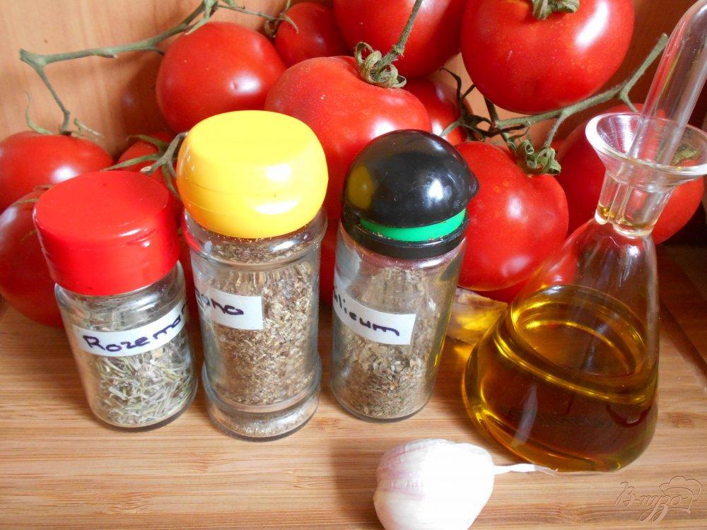 Фото приготовление рецепта: Вяленые помидоры шаг №1