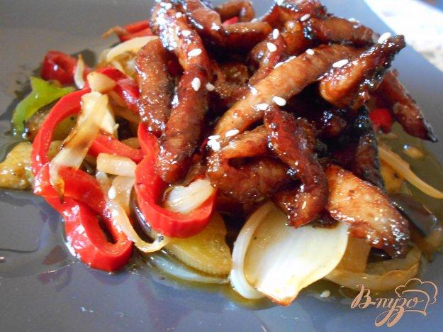 М'ясо в соусі Теріякі. Як приготувати з фото