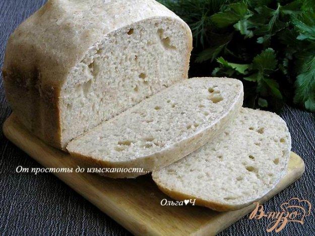 фото рецепта: Пшеничный хлеб с ржаными отрубями