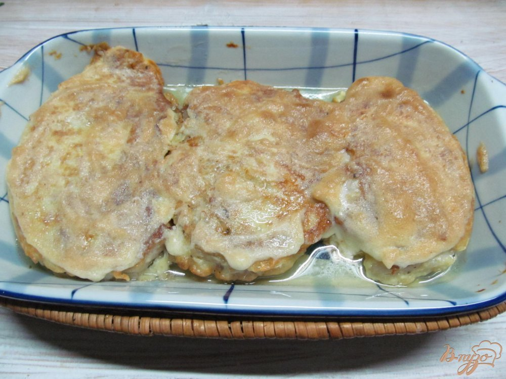 Фото приготовление рецепта: Мясо по степному шаг №8