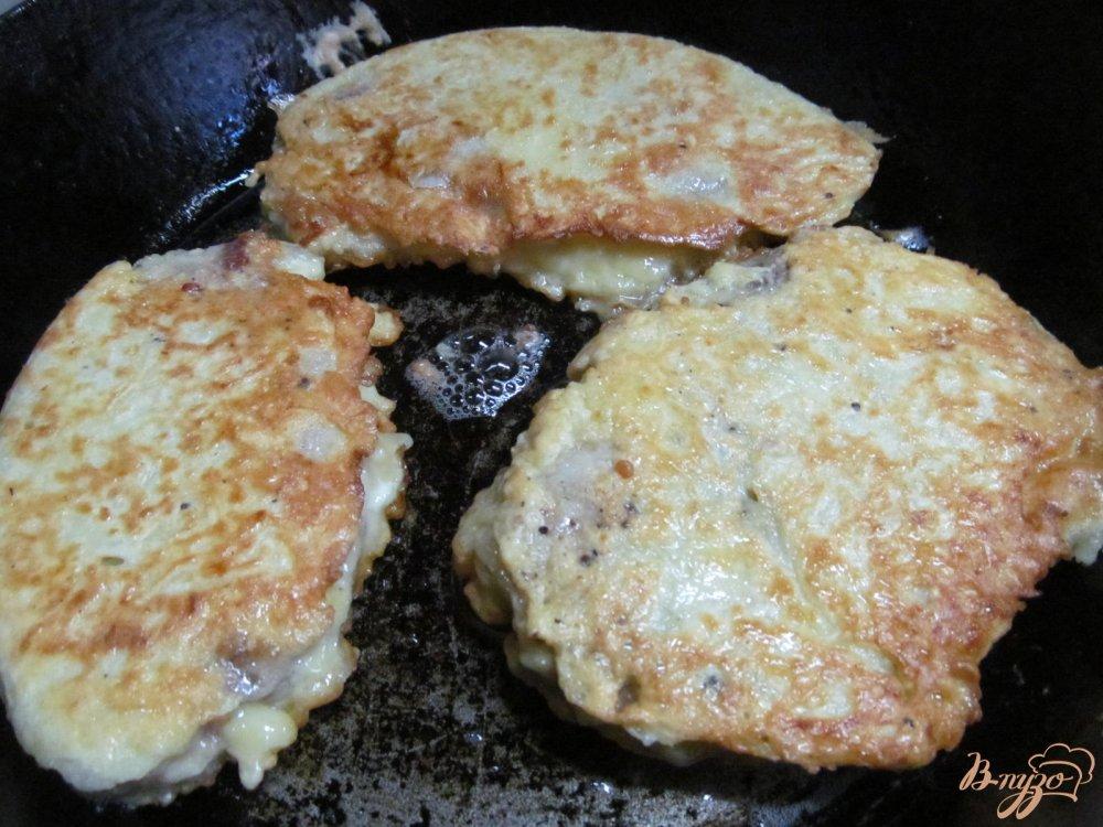 Фото приготовление рецепта: Мясо по степному шаг №6