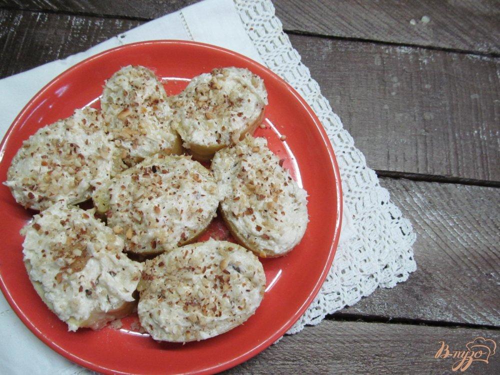 Фото приготовление рецепта: Банановые пирожные шаг №11