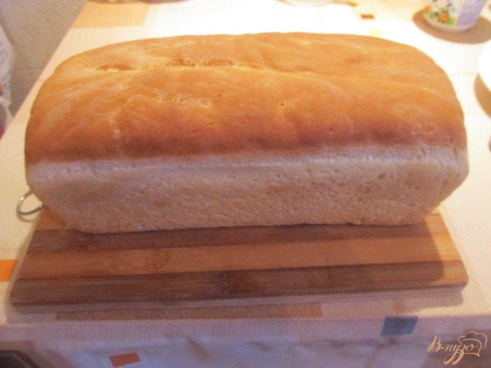 Рецепт приготовления домашнего хлеба в духовке