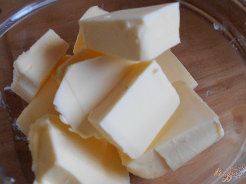 Фото приготовление рецепта: Мадлены шоколадные шаг №3