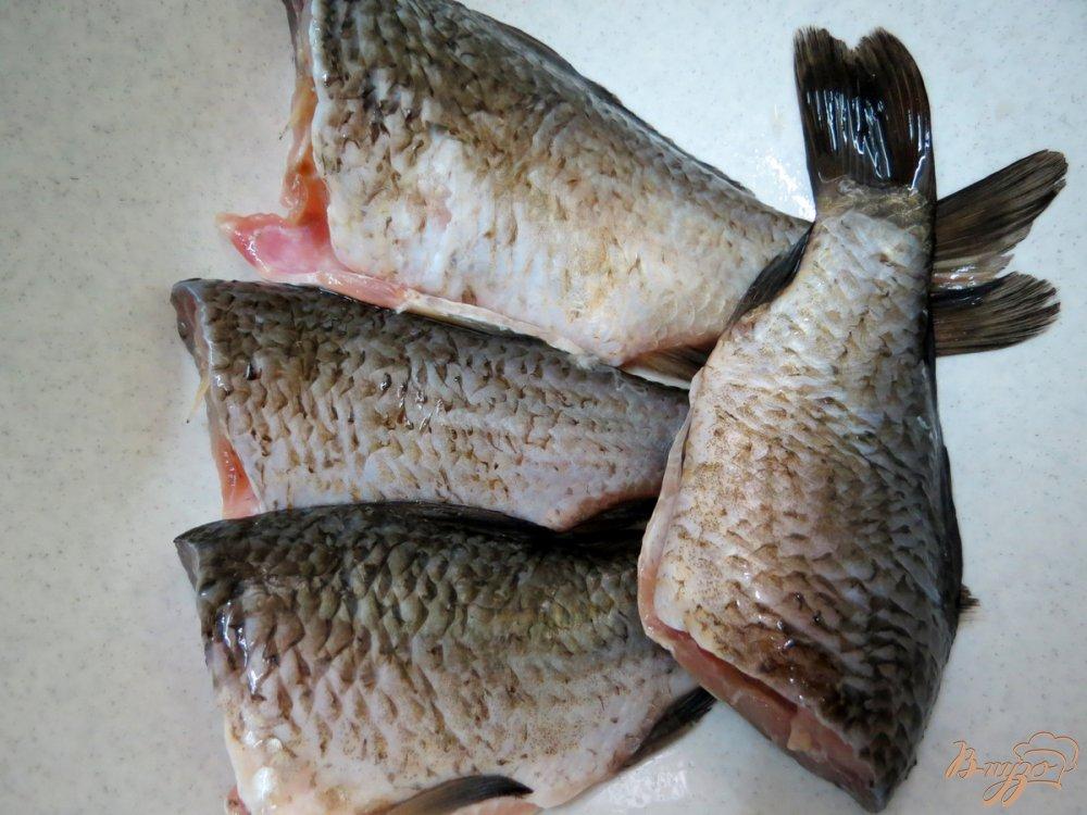 Фото приготовление рецепта: Рыбная похлёбка с пшеном. шаг №1