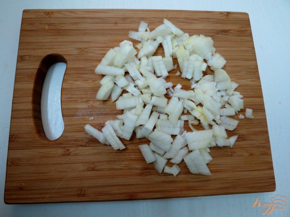 Фото приготовление рецепта: Рыбная похлёбка с пшеном. шаг №5