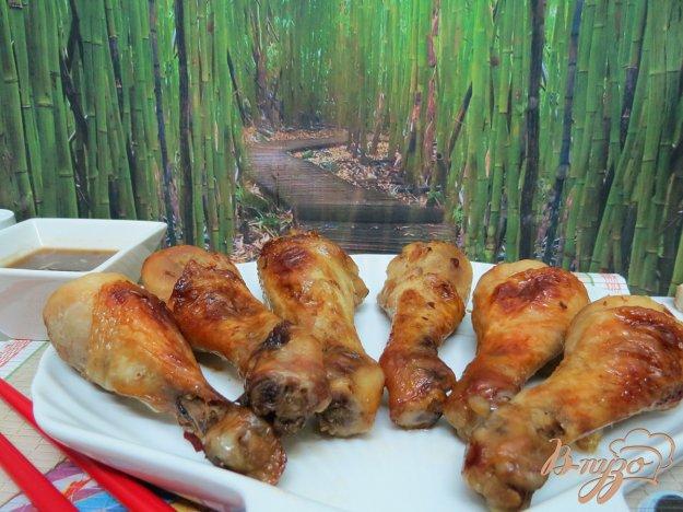 фото рецепта: Куриные голени по- китайски