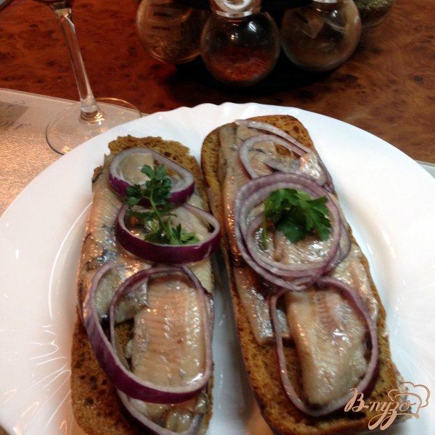 фото рецепта: Чудо-сендвич по-норвежски
