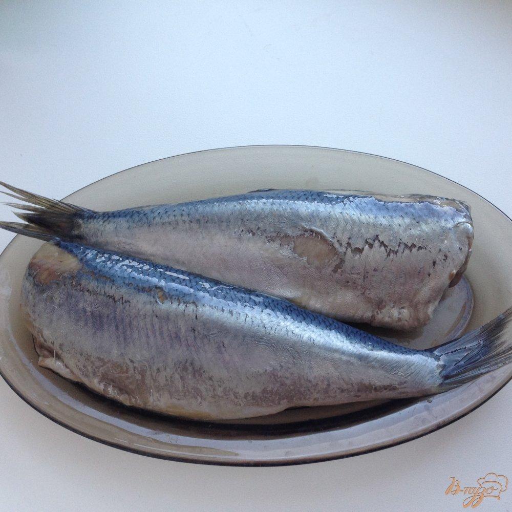 Фото приготовление рецепта: Чудо-сендвич по-норвежски шаг №1