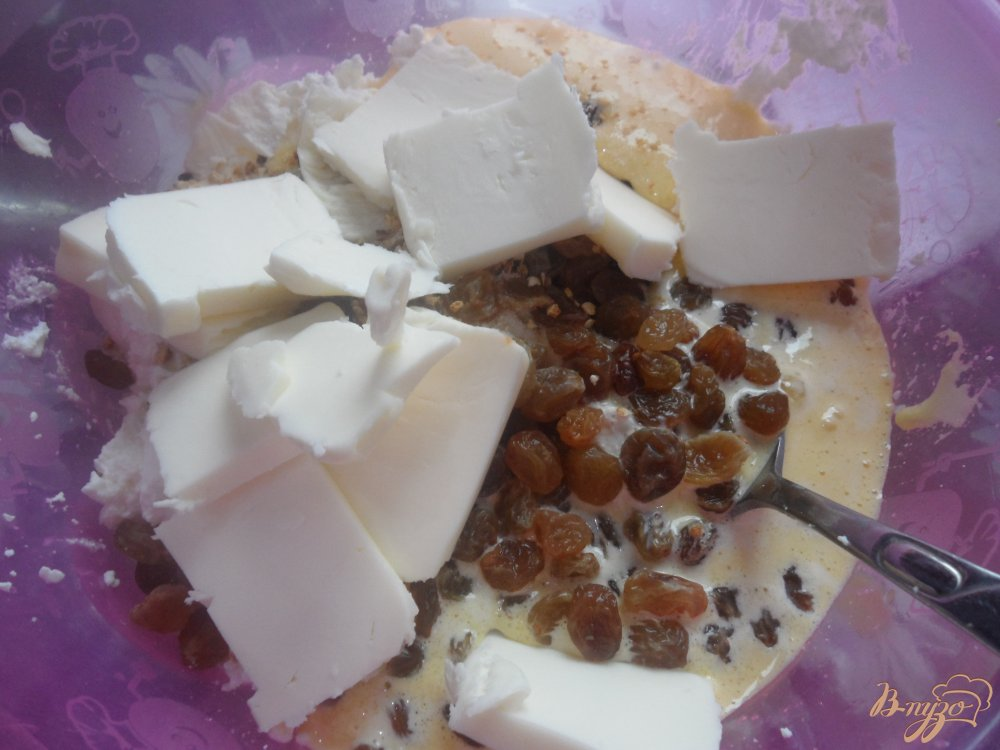 Фото приготовление рецепта: Львовский сырник шаг №4