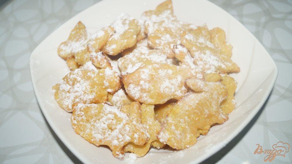 Фото приготовление рецепта: Творожное печенье шаг №8