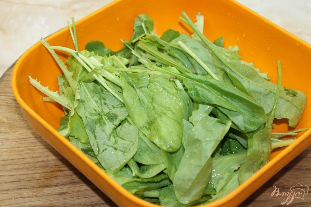 Фото приготовление рецепта: Фреш салат шаг №2