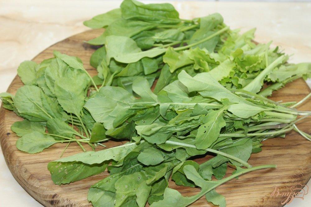 Фото приготовление рецепта: Фреш салат шаг №1