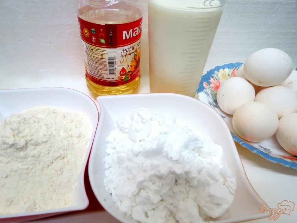 Фото приготовление рецепта: Закусочный пенёк шаг №1