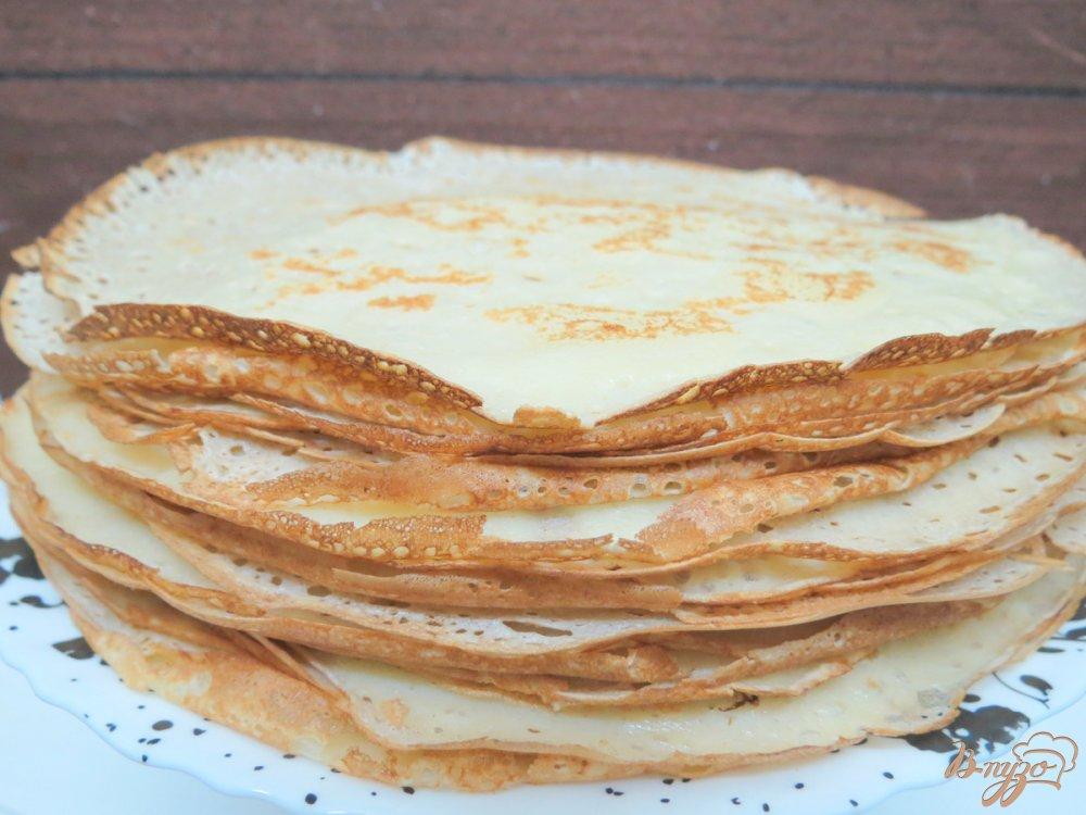 Фото приготовление рецепта: Закусочный пенёк шаг №3