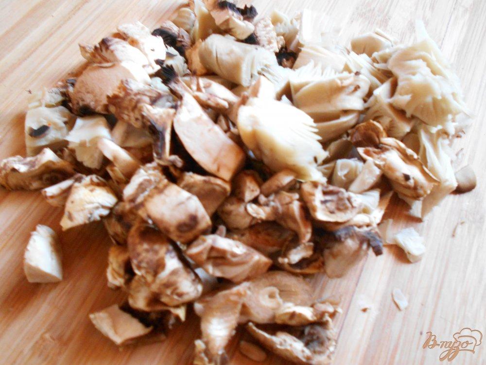 Фото приготовление рецепта: Голубцы из качанного салата шаг №1