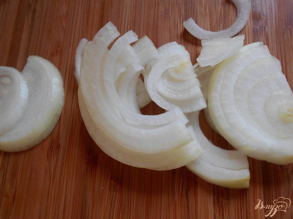Фото приготовление рецепта: Голубцы из качанного салата шаг №2